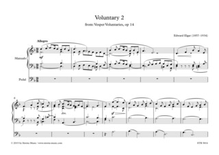 Edward Elgar: Voluntary 2