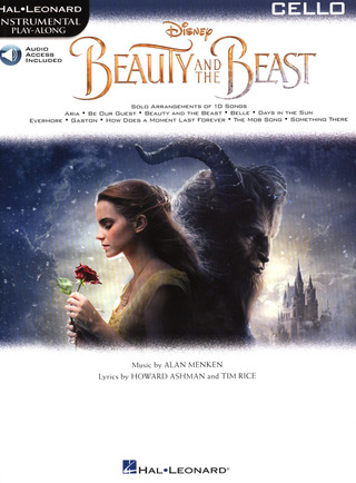 Alan Menken: Beauty and the Beast (Cello)