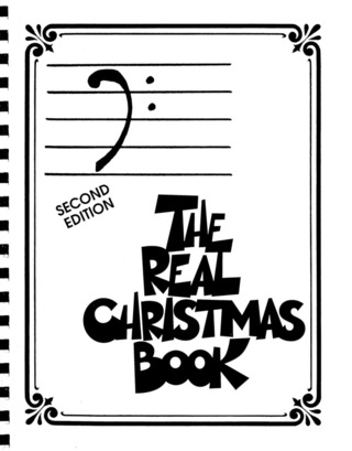 The Real Christmas Book – Bass Clef