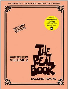 The Real Book 2 – Backing Tracks (Online Audio)
