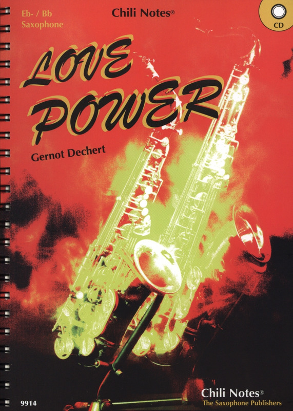 Gernot Dechert: Love Power