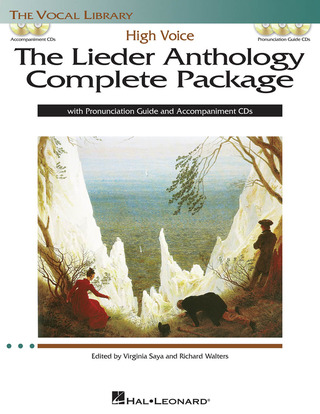 The Lieder Anthology – Complete Package