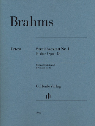 Johannes Brahms: String Sextet no. 1 B flat major op. 18
