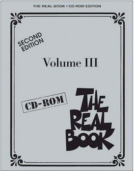 The Real Book 3 – C (+CD-ROM)