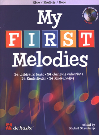 Hayes M.: My First Melodies