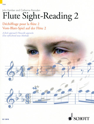John Kember y otros.: Flute Sight-Reading 2