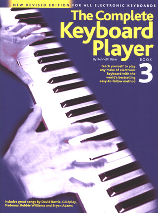 Kenneth Baker: Complete Keyboard Player Book 3 2003 Revised Edition