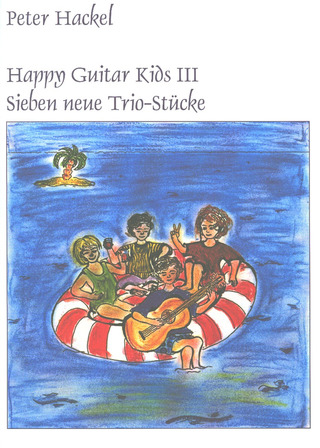 Peter Hackel: Happy Guitar Kids 3