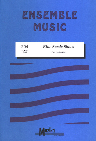 Perkins Carl Lee: Blue Suede Shoes