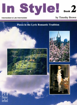 Timothy Brown: In Style 2