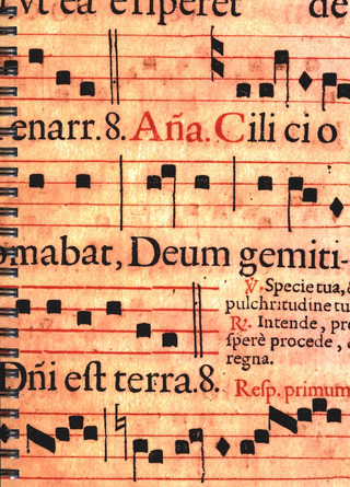 Notebook A5 St. Cecilia