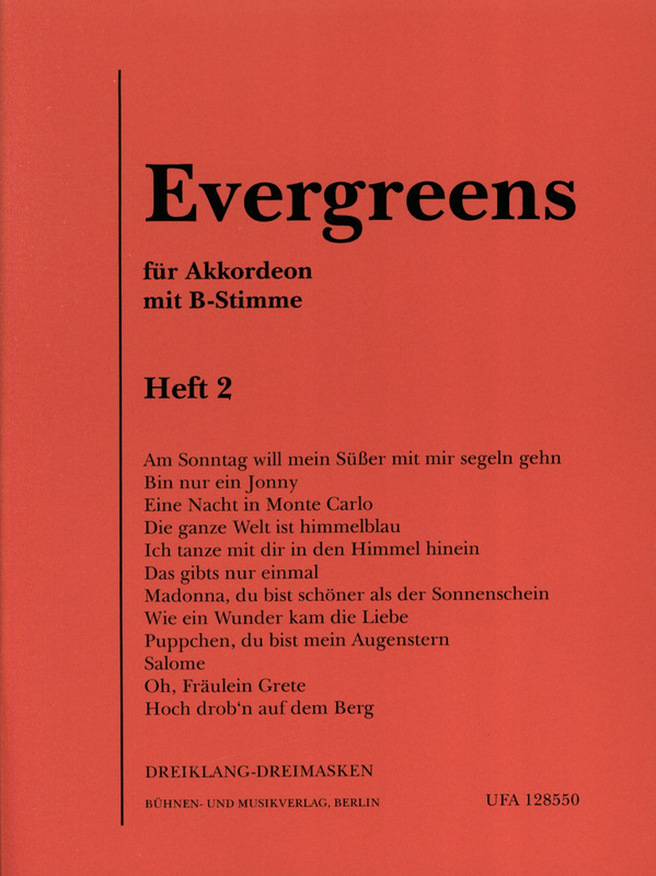 Evergreens, Heft 2
