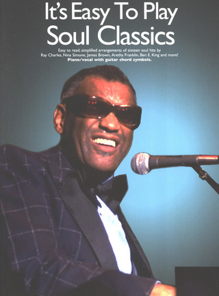 It's Easy To Play Soul Classics Pvg Book