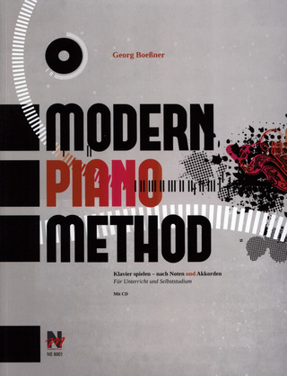 Georg Boessner: Modern Piano Method