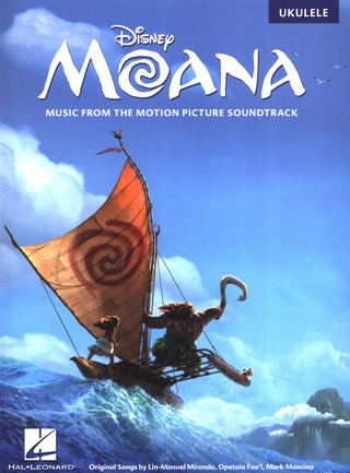 Lin-Manuel Miranda et al.: Moana: Music From The Motion Picture Soundtrack (Ukulele)