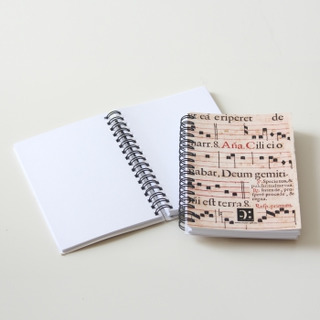 Notebook A6 St. Cecilia