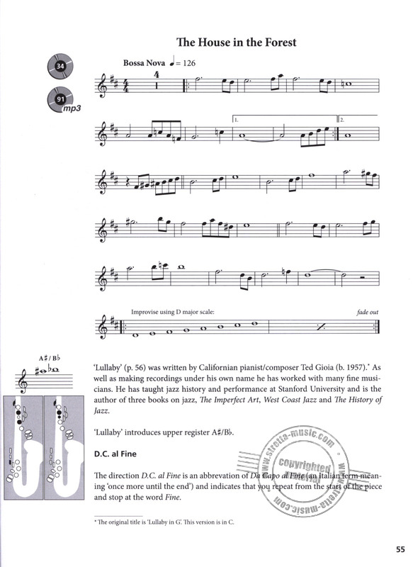 John O'Neill: The Jazz Method for Saxophone (2)