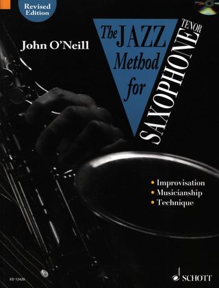 John O'Neill: The Jazz Method for Saxophone