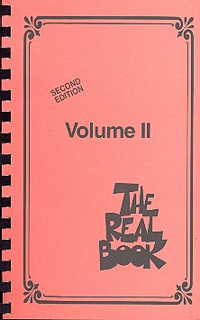 The Real Book 2 – C (Mini)