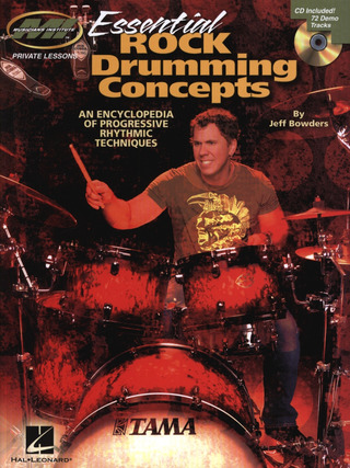 Jeff Bowders: Essential Rock Drumming Concepts