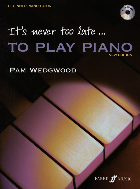 Pamela Wedgwood: It's Never Too Late To Play Piano