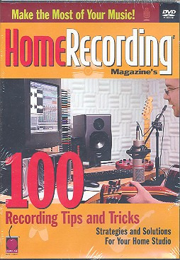 100 Recording Tips And Tricks (0)