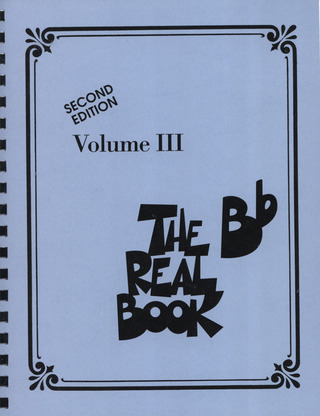 The Real Book 3 – Bb