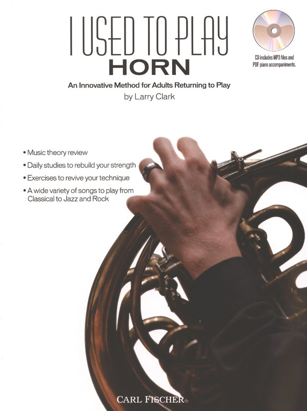 Larry Clark: I Used To Play Horn