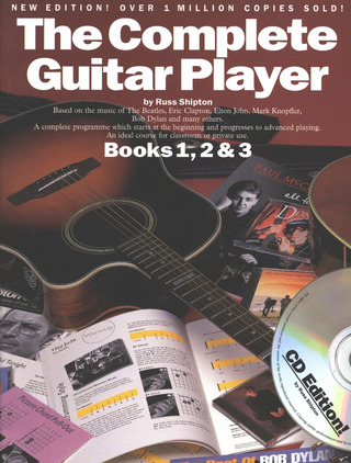 Russ Shipton: Complete Guitar Player Omnibus Edition Bk/Cd