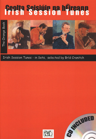Irish Session Tunes: The Orange Book (CD Edition)