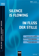 Lorenz Maierhofer: Silence Is Flowing - Im Fluss Der Stille
