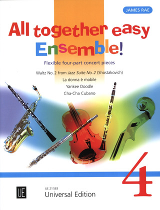 All together easy Ensemble! 4
