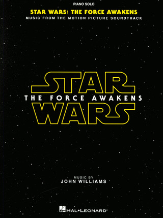 John Williams: Star Wars: Episode VII – The Force Awakens (Solo Piano)