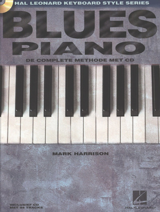Mark Harrison: Blues Piano