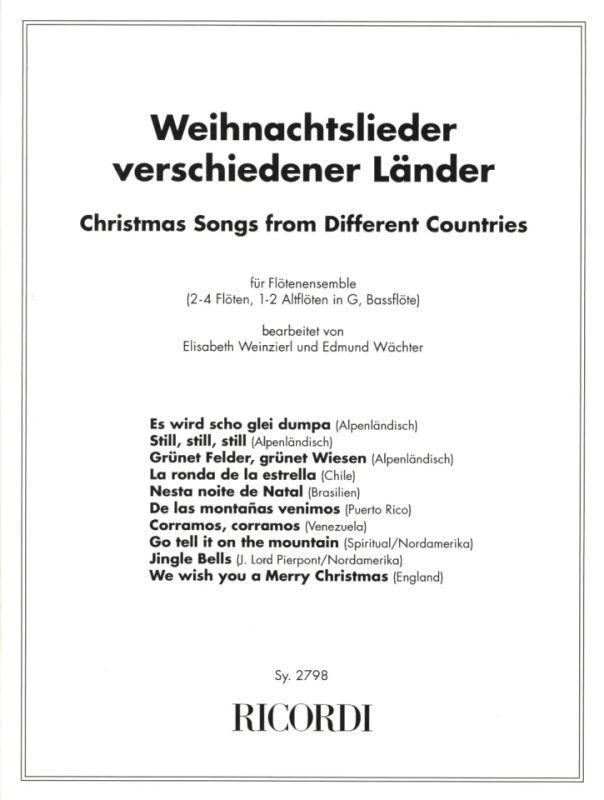 Weihnachtslieder Charts
