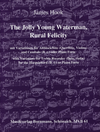 James Hook: The Jolly Young Waterman & Rural Felicity