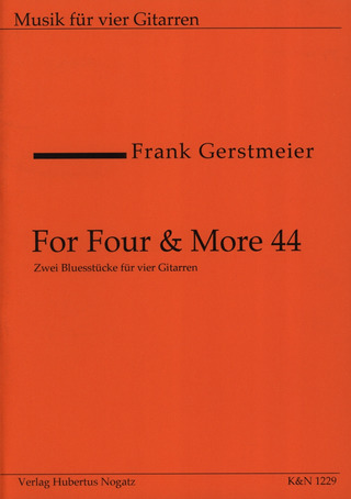 Gerstmeier F.: For Four