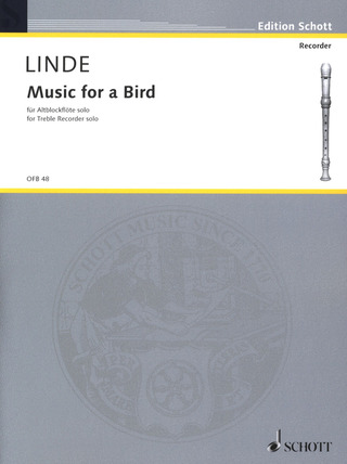 Hans-Martin Linde: Music for a Bird (1968)
