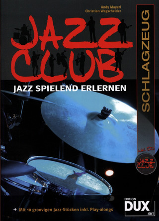 Andy Mayerl et al.: Jazz Club – Schlagzeug