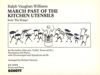 Ralph Vaughan Williams: March Past of the Kitchen Utensils