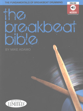 Mike Adamo: The Breakbeat Bible