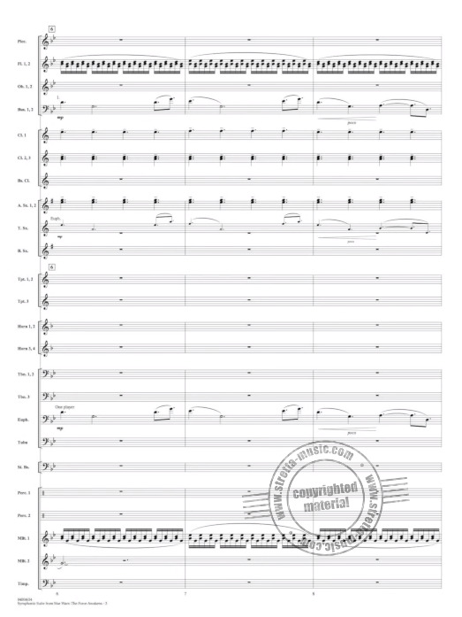 John Williams: Symphonic Suite from Star Wars: The Force Awakens (2)