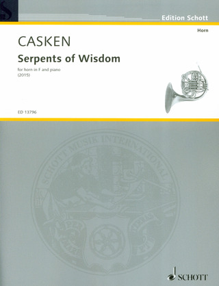 John Casken: Serpents of Wisdom