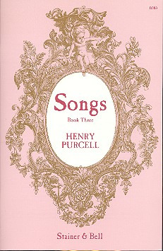 Henry Purcell: Songs 3