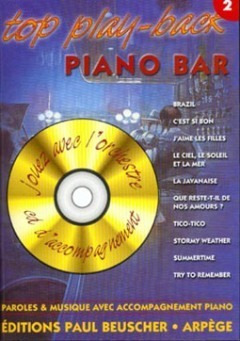 top play-back – Piano Bar 2