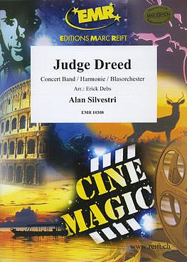 Alan Silvestri: Judge Dreed