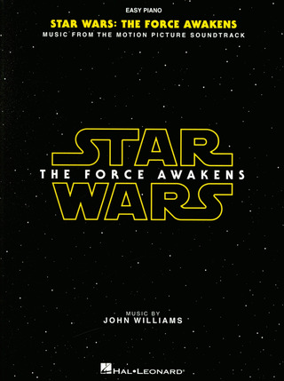 John Williams: Star Wars: Episode VII – The Force Awakens (Easy Piano)