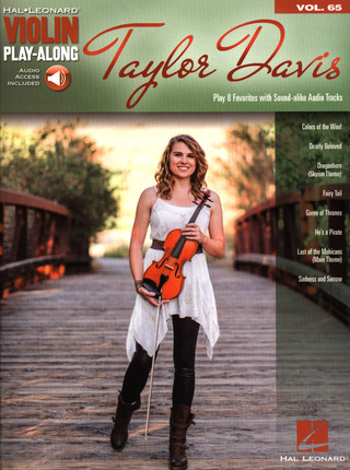 Violin Play-Along 65: Taylor Davis