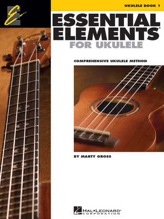 Marty Gross: Essential Elements Ukulele Method 1