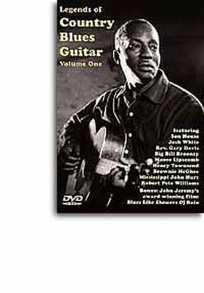 Legends Of Country Blues Guitar Volume 1 Dvd